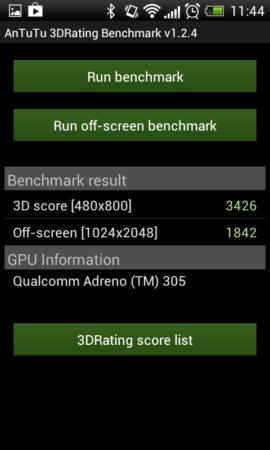 HTC One SV 40