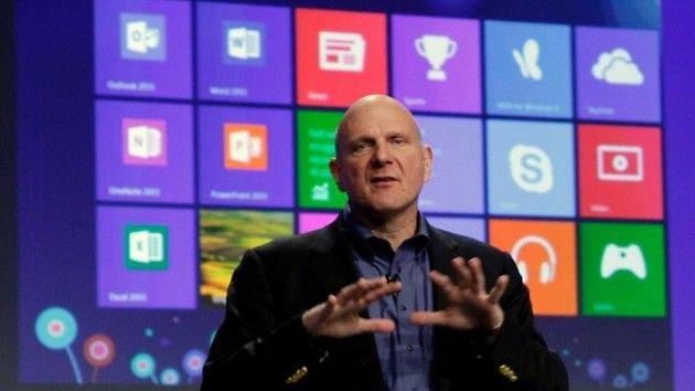 542998 steve ballmer microsoft windows 8 630x354 ¿Harto de las app Modern de Windows 8? Acaba con ellas de un solo comando