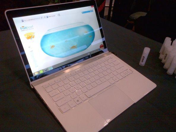 Tablet AMD Temash en el MWC 29