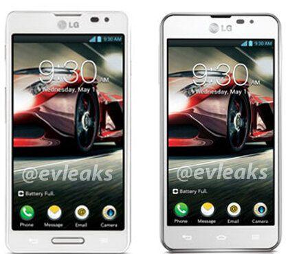LG Optimus F7 y Optimus F5