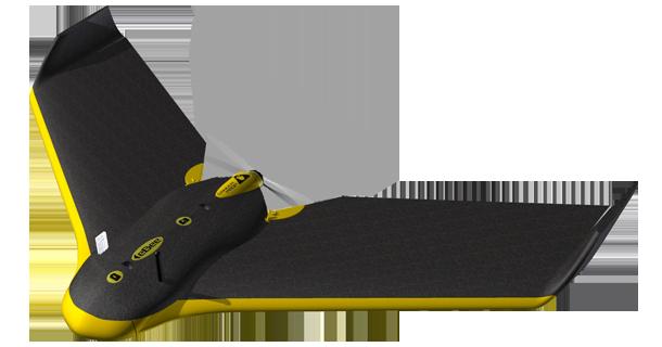 eBee de Parrot, avión que fotografía el terreno de manera autónoma 38