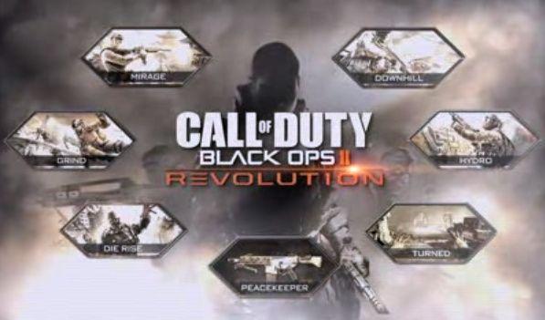 Tráiler de Revolution, primer DLC de Call of Duty: Black Ops II 27