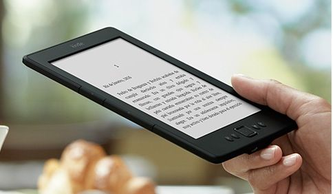 Consigue, sólo hoy, tu Kindle a 59€ 30