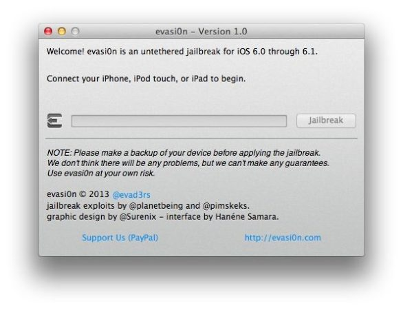 Guía Jailbreak untethered iPhone, iPod touch y iPad en iOS 6 - iOS 6.1 32