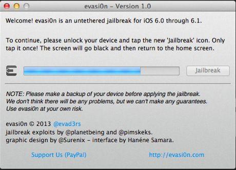 Guía Jailbreak untethered iPhone, iPod touch y iPad en iOS 6 - iOS 6.1 34