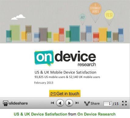 Baja la satisfacción de usuarios iPhone con iPhone 5 28