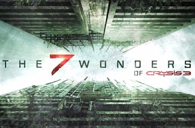 7 wonders crysis 3