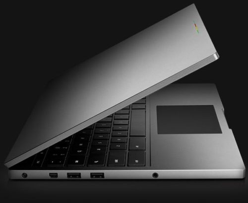 Google presenta el Chromebook Pixel 31