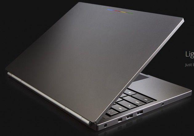 Google presenta el Chromebook Pixel 35