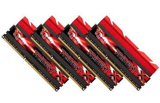 G.Skill lanza el kit de memorias DDR3 de 32 GB más rápido del mundo 38