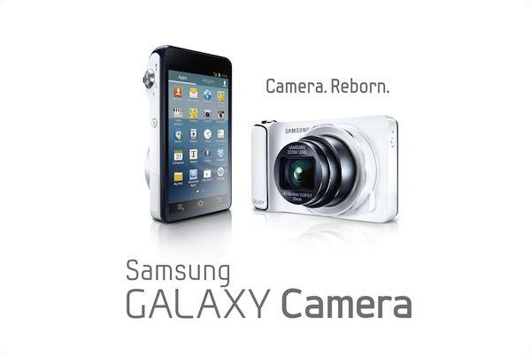 Nueva Galaxy Camera solo con Wi-Fi 29