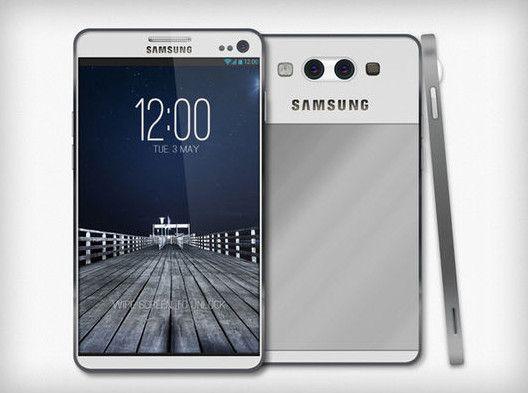 El Samsung Galaxy S IV estaría disponible en abril 31