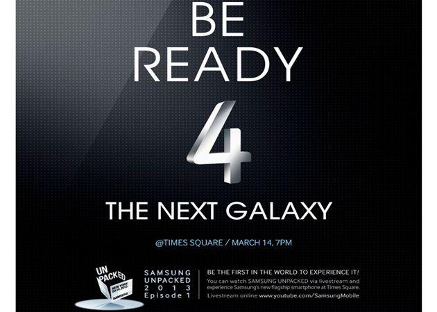 Anuncio oficial de la presentación del Galaxy S IV 28