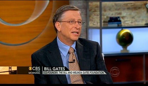 Bill Gates no está satisfecho con la innovación de Microsoft