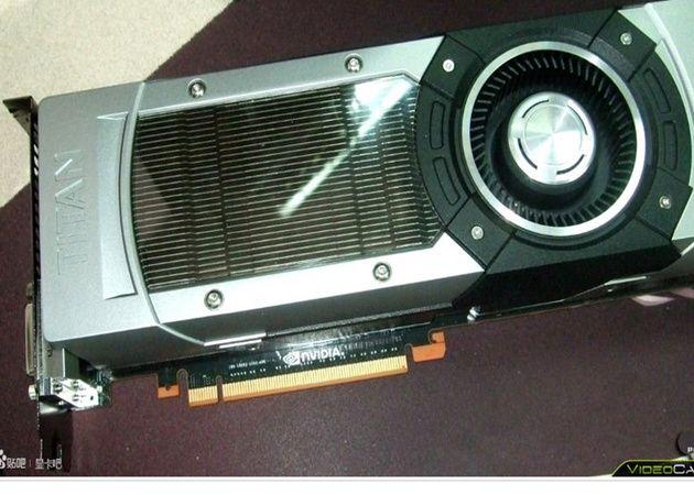 GeForce Titan, imágenes y especificaciones 30