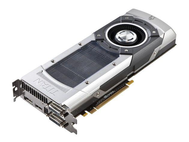 NVIDIA anuncia oficialmente GeForce GTX TITAN.