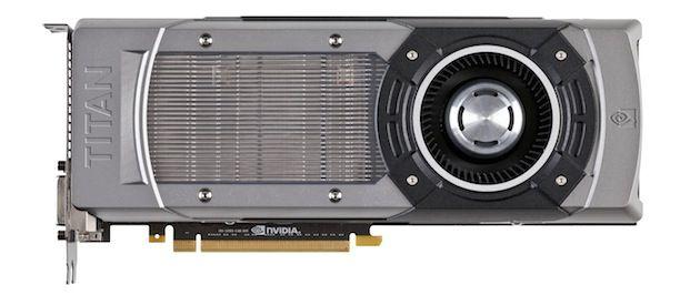 NVIDIA anuncia oficialmente GeForce GTX TITAN 32