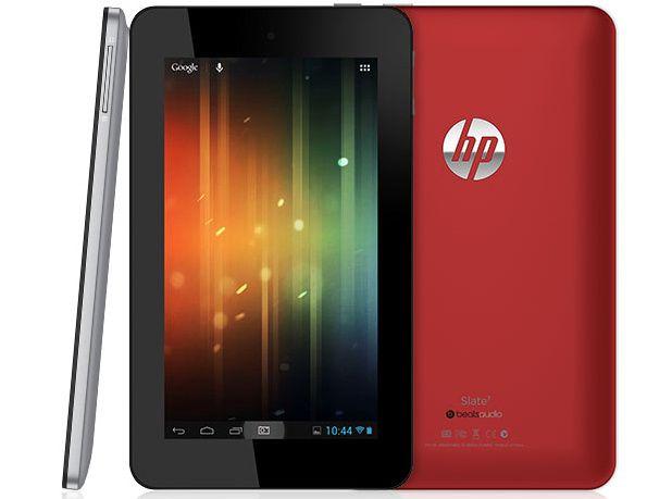 HP presenta el Slate 7, tablet barato de 7 pulgadas con Android 29