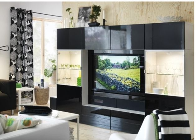 soggiorno piccolo ikea ~ idee per il design della casa - Soggiorno Ikea 2016