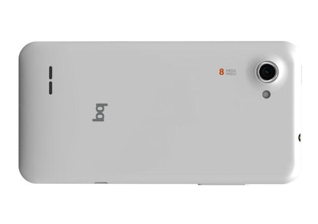 bq Aquaris: smartphone Android y dual-SIM español 30