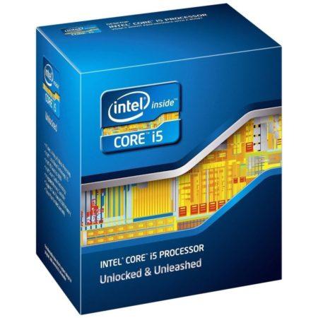 IntelCorei5 2500KProcessor 450x450 Las mejores CPUs para jugar según precio/rendimiento