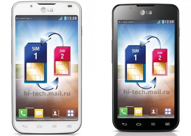 Segunda generación de smartphones LG L3, L5 y L7 al MWC 29