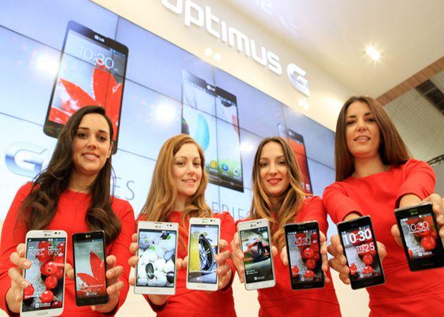 LG presenta la segunda generación de los Optimus L3, L5 y L7 29