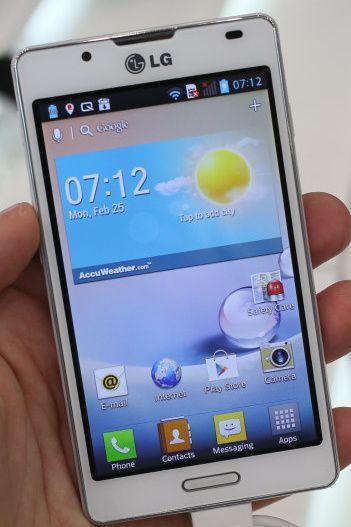 LG renueva sus smartphones Optimus L con el L3 II, el L5 II y el L7 II