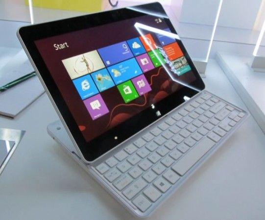 LG comercializa el híbrido Tab-Book H160 27