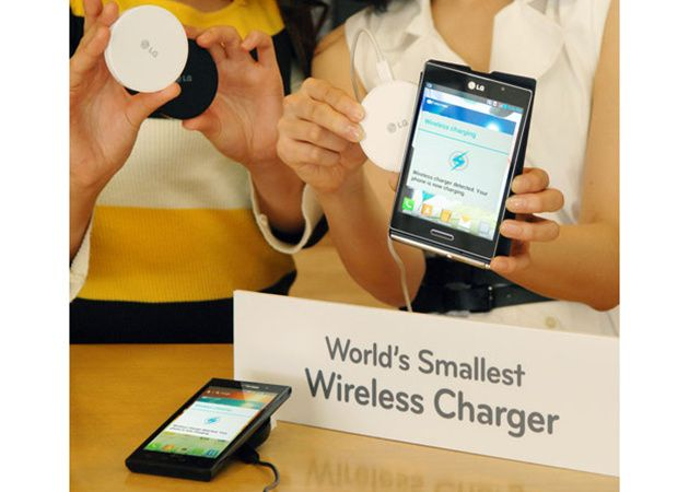 LG presenta el cargador inalámbrico más pequeño del mundo 33