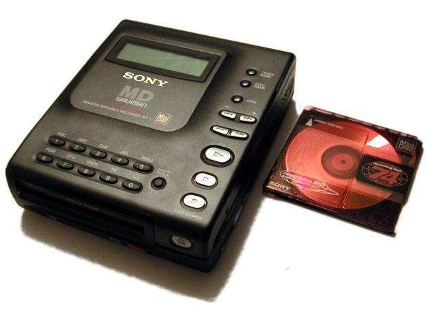 El formato Minidisc pasa a mejor vida 36