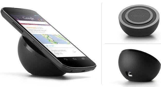 Google vende el cargador inalámbrico para el Nexus 4 ¿Y dónde están los móviles? 32