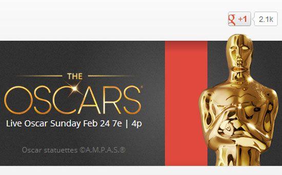 Sigue la entrega de los Oscar con Google 29