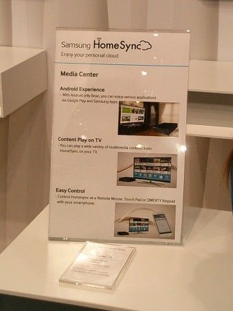 Samsung HomeSync, el set-top-box con Android solo para tus ojos 32
