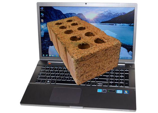 ¿Cómo destrozar tu portátil Samsung? Instalando Linux 28