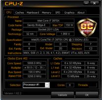 Consigue una placa GIGABYTE Z77 mini-ITX cambiando tu apariencia de CPU-Z 33