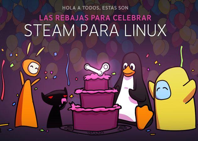 Steam para Linux disponible: comienza la revolución del juego en Linux
