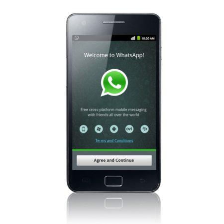 Nueva versión de WhatsApp para Android, muchas novedades