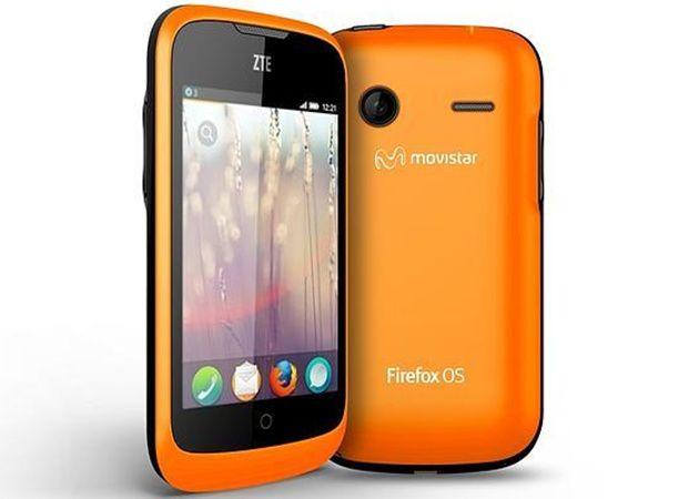 Así funciona ZTE Open, primer smartphone con Firefox OS 30