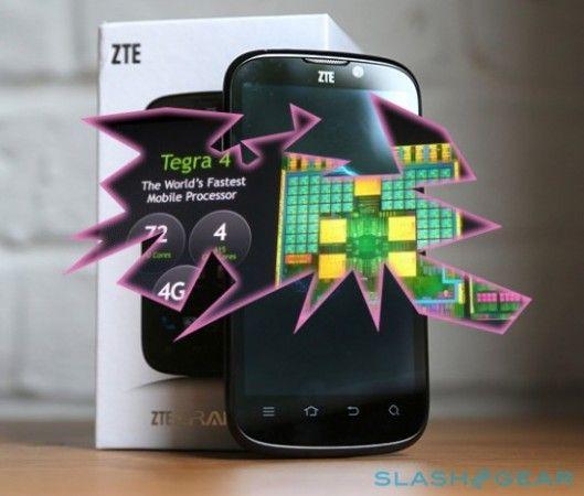 ZTE anuncia el primer smartphone con Tegra 4 30