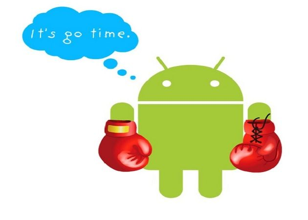 android lucha