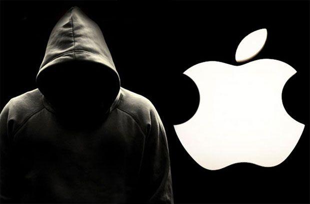 Apple fue atacado por el mismo grupo que a Facebook 29