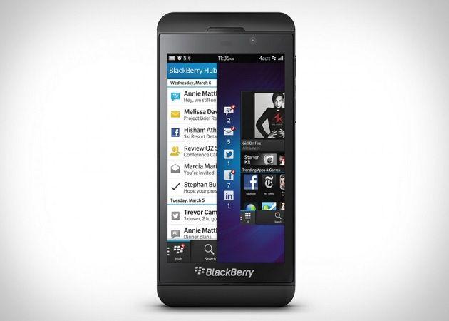 Nuevo smartphone de RIM