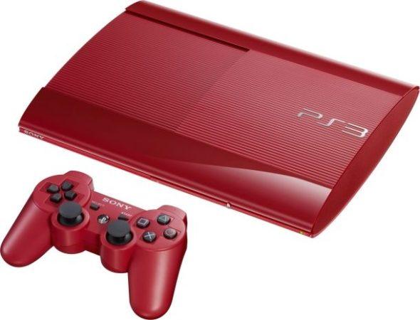 Las PS3 Super Slim roja y azul llegan el 20 de febrero 31