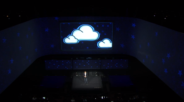 clouds Lo mejor del evento Sony para PlayStation 4