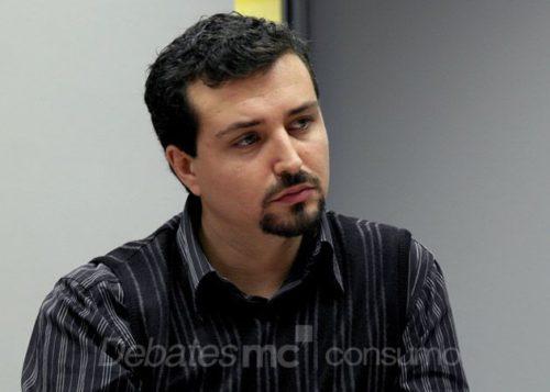 Damián Garrido - Technical PR de ASUS España
