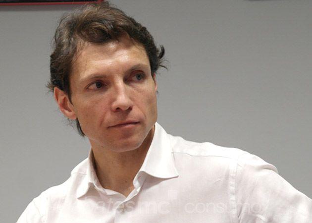 Óscar Rodríguez - Director de la División de Telefonía Móvil de LG España.