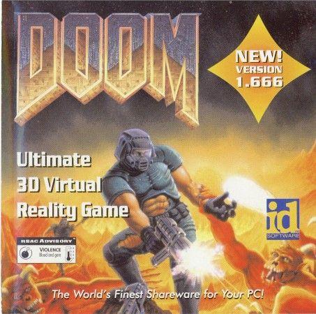 DOOM original en versión shareware