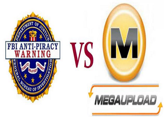 Megaupload vs FBI