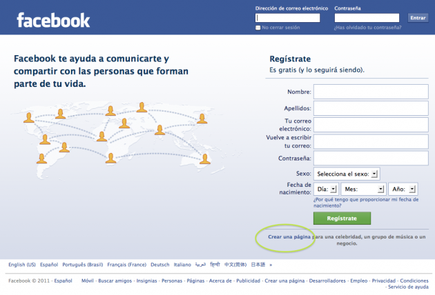 Intro Facebook